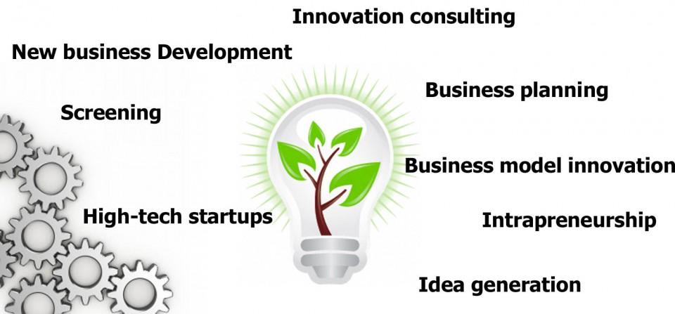New business development – för stora bolag & koncerner