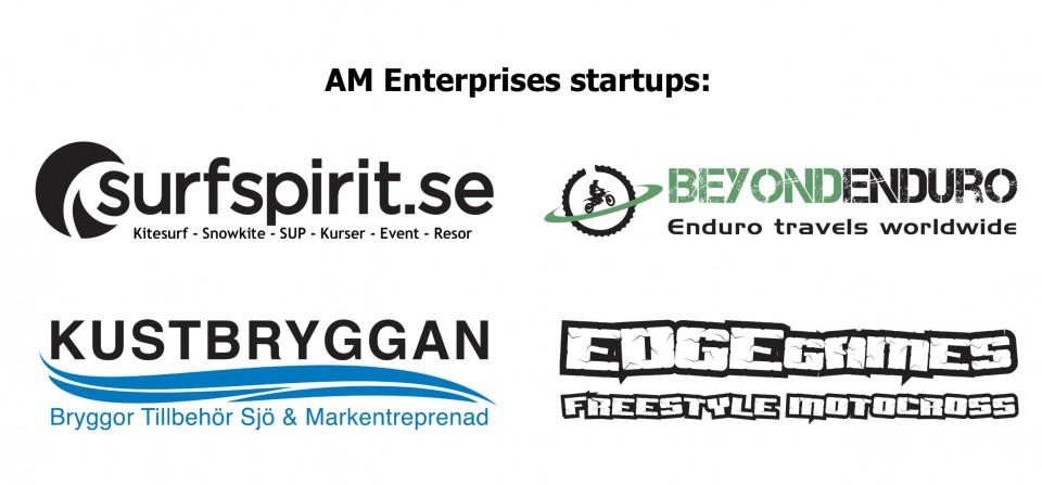 Startup portfolio